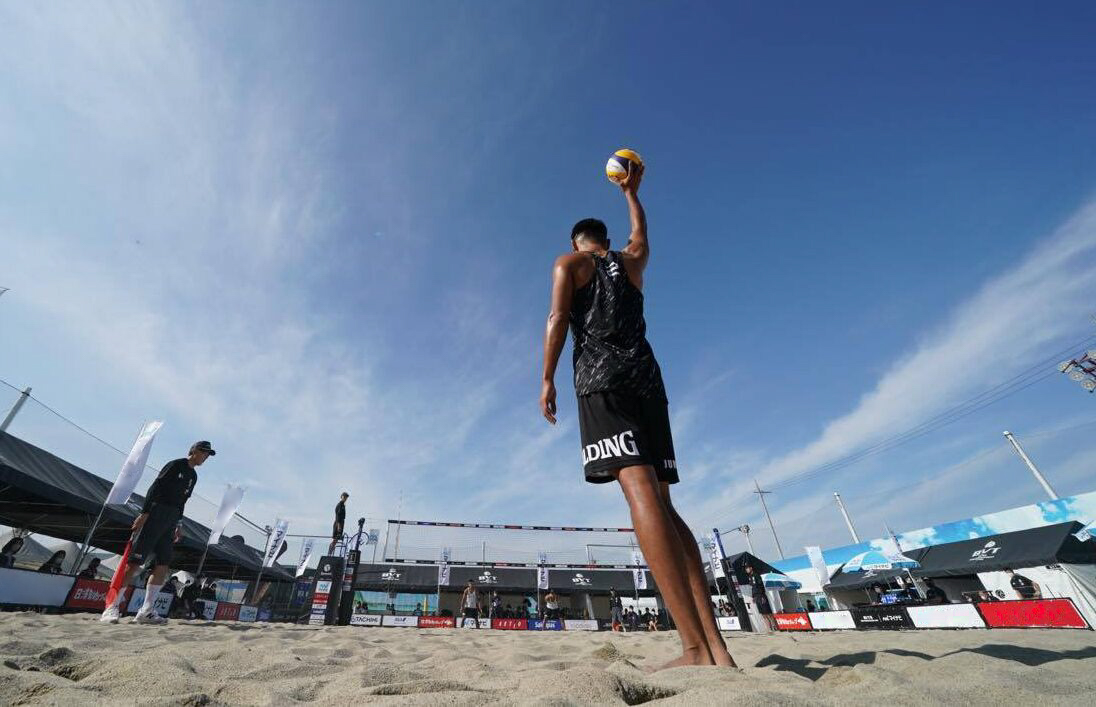 KABTO beach volleyball project