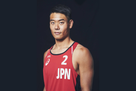 株式会社カブトのアスリート社員、池田隼平が東京2020ビーチバレーボール日本代表チーム決定戦男子に出場致します。